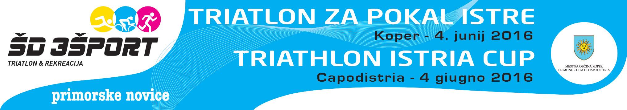 Triatlon za pokal Istre